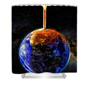 Hope For Home Shower Curtain