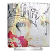 Hope For The Future Shower Curtain