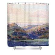Hope Hayselden Art Shower Curtain