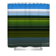 Hope Remains Shower Curtain