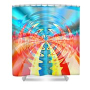 Hope Springs Shower Curtain