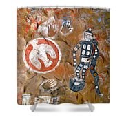 Hopi Dreams Shower Curtain
