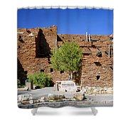 Hopi House Grand Canyon Arizona Shower Curtain