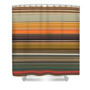 Horizont 2 Shower Curtain