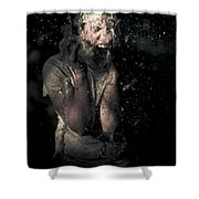 Horror Shower Curtain