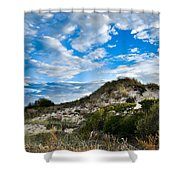 Horseneck Beach Ma. 2 Shower Curtain