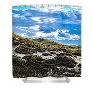 Horseneck Beach Ma.1 Shower Curtain