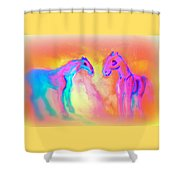 I Will Be A Forgiving Person Or Else Hate Will Destroy My Soul  Shower Curtain