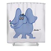 Horton Shower Curtain