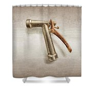 Hose Master Shower Curtain