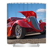 Hot '34 Shower Curtain