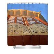 Hot Air Ballon 4 Shower Curtain
