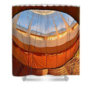 Hot Air Ballon 5 Shower Curtain