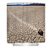 Hot And Dry Shower Curtain