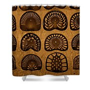 Hot Seats Shower Curtain