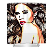 Hot Sexy Baby 14 Shower Curtain