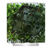 Hotel California Shower Curtain by David Sutter