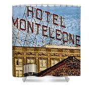 Hotel Monteleone - New Orleans Shower Curtain