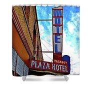 Hotel Motel Shower Curtain