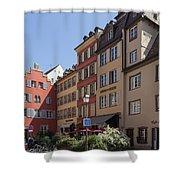 Hotel Suisse Strasbourg France Shower Curtain