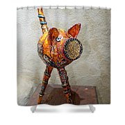 Hototo Kachina Shower Curtain