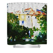 Hottest Day Shower Curtain