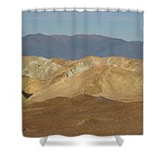 hottest place in America Shower Curtain
