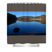 Houghtons Pond Shower Curtain