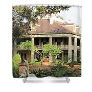 Houma Plantation Shower Curtain