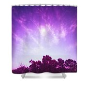 Hour For Magic Shower Curtain