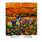 Houroy 675180 Shower Curtain