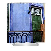 House Of Color 2 Shower Curtain