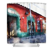 House Of El Hatillo Shower Curtain