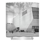 House Of Music Shower Curtain