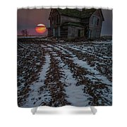 House Of The Rising Sun Shower Curtain