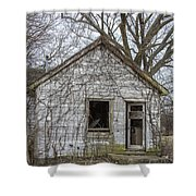 House Of Vines Shower Curtain