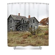 House With A View Shower Curtain