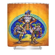 Houshank's Justice Shower Curtain