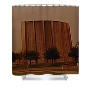 Houston Waterfall Shower Curtain