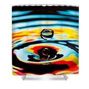 Hover II Shower Curtain