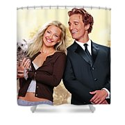 How To Lose A Guy In 10 Days Shower Curtain