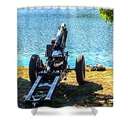 Howizer Shower Curtain