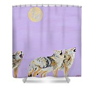 Howlers Shower Curtain