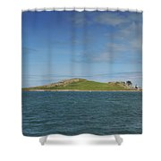 Howth1 Shower Curtain