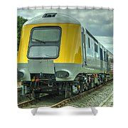 Hst Prototype  Shower Curtain