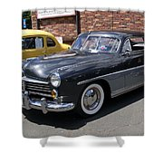 Hudson 1949 Shower Curtain
