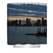 Hudson River Shower Curtain