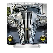 Hudson Teraplane Shower Curtain