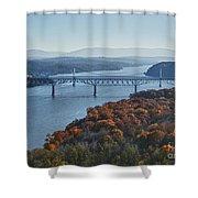 Hudson Valley Shower Curtain