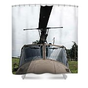 Huey - 2 Shower Curtain